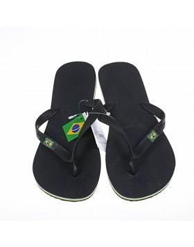 Dupé σαγιονάρες μαύρες BRASIL 413