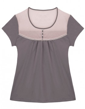 Luna Physical γκρί T-shirt 8216