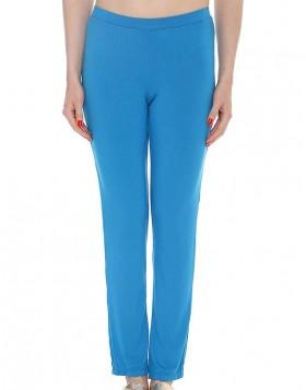 Luna Satinet μπλε παντελόνι 83058